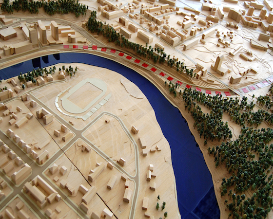 3D City Models | Map International Ltd