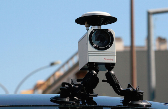 MOBILE MAPPING APPLICATIONS